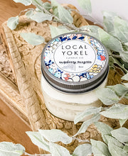 Load image into Gallery viewer, Local Yokel 8oz Candles - Leyland Blue