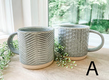 Load image into Gallery viewer, Grey Coffee Cups (Set of 2)