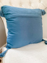 Load image into Gallery viewer, Blue Cyrus Pillow