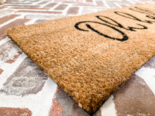 "Load image into Gallery viewer, ""Oh Hello"" Door Mat"