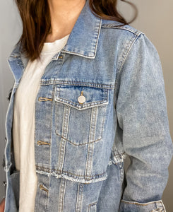 Dusty Darlin' Denim Jacket