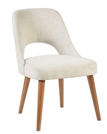 Henley White Dining Chairs