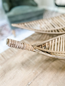 Bamboo Leaf Tray
