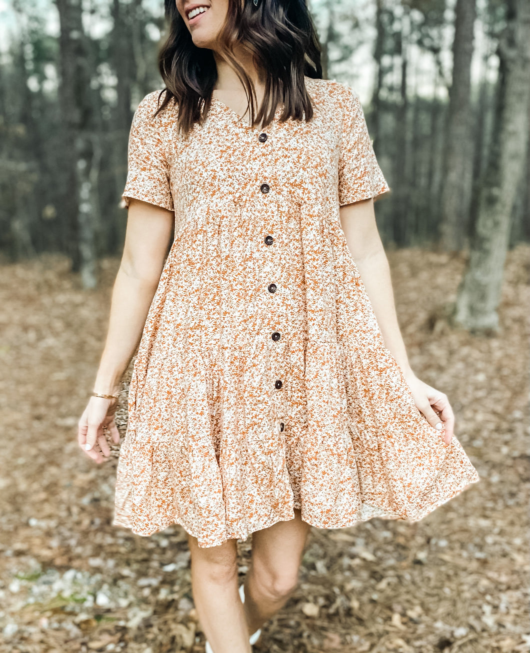 Sunlit Secret Dress