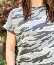 Load image into Gallery viewer, Keep Me Camo Dress