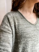 Load image into Gallery viewer, Cozy Canyon Sweater in Green