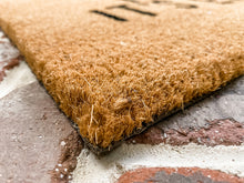 "Load image into Gallery viewer, ""Embrace The Dog Hair"" Door Mat"