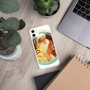 Sadhguru iPhone Case