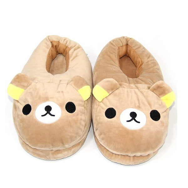 Chaussons Nounours