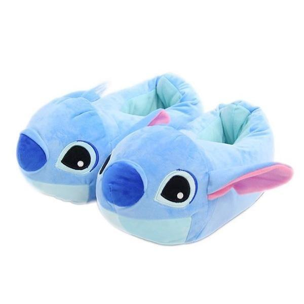 Chaussons Stitch