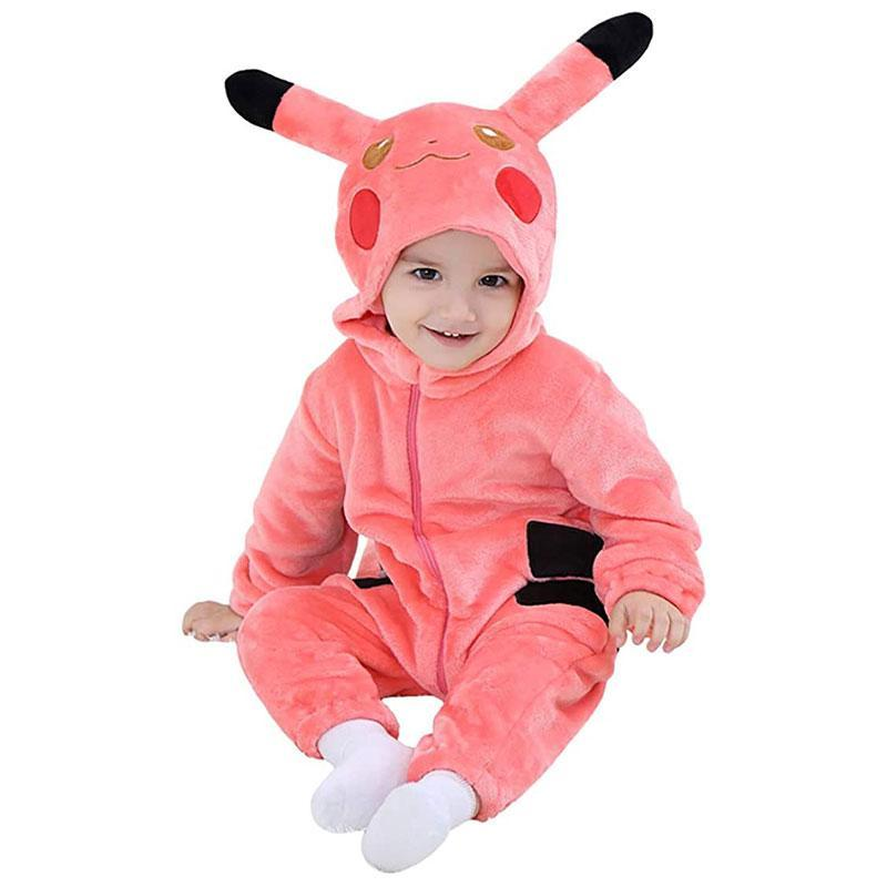 Pyjama Pokemon Rose Bébé