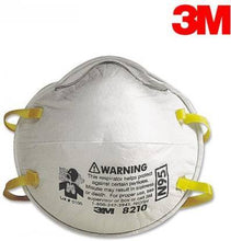Load image into Gallery viewer, 3M 8210 N95 Mask and Respirator