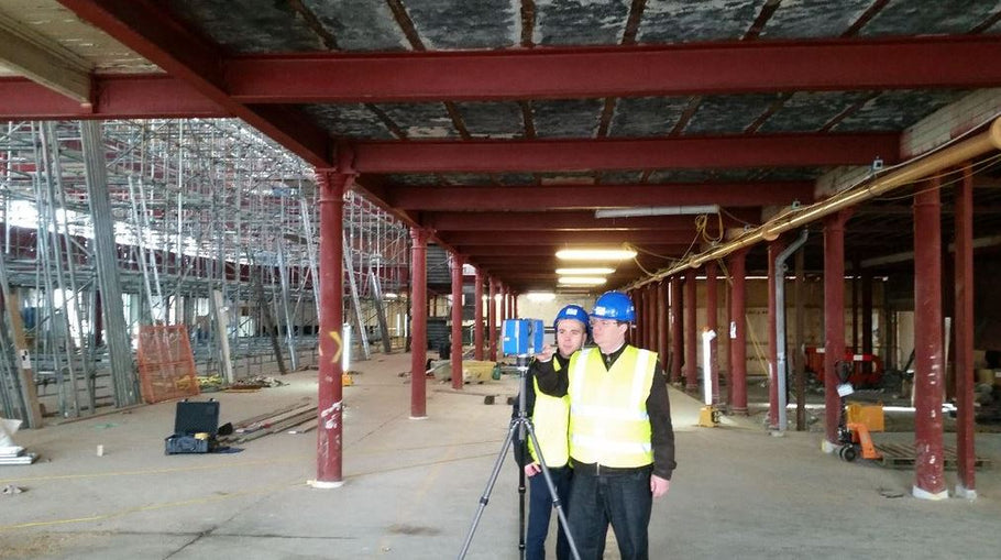 What are the Advantages of Using 3D Point Cloud Scanner at Construction Sites?