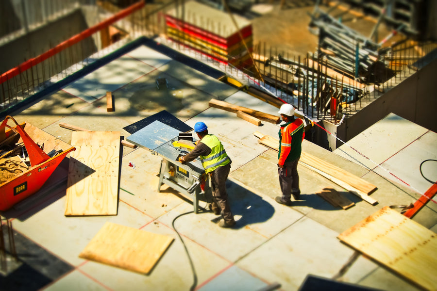 How COVID-19 impacts the Construction Industry in the Long Term