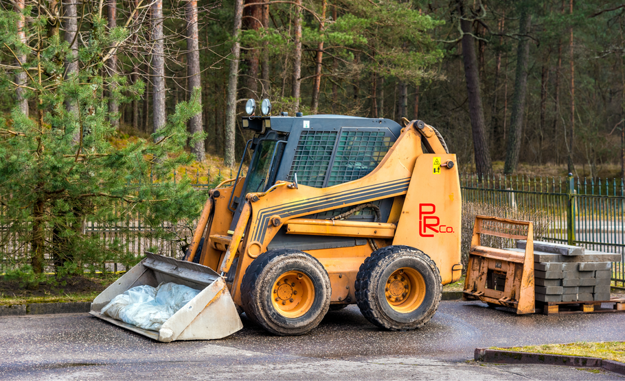 What is Skid Steer Loader?  Tips on Renting A Skid Steer Loader