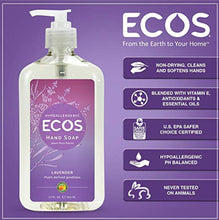Load image into Gallery viewer, Ecos Non Drying Hand Soap-Clean,Safest And Soften Hands with Vitamin E