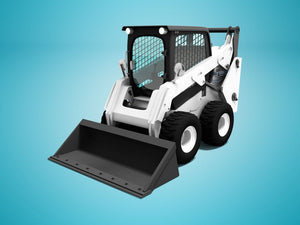 Bobcat Skid Steer with 1000-1499lb