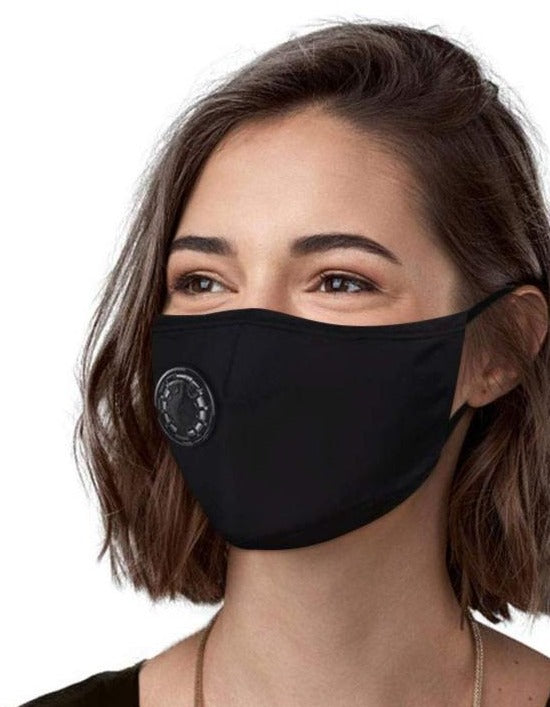 Cloth One Valve Adjustable Mask