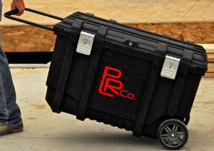 PPE Lock-in Storage Bin with Monthly Restock Services  from PRL Co