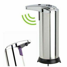 Load image into Gallery viewer, Stainless Steel Infrared Sensor Foaming Hand Wash Dispenser