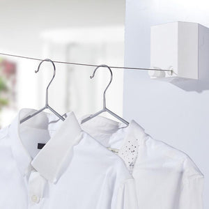 Retractable Drying Clothing Rack