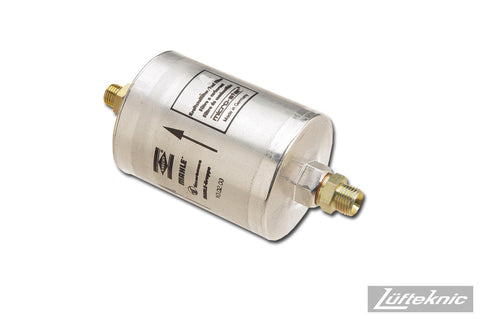 Fuel filter - Porsche 911 Turbo type 964, 1991-1994