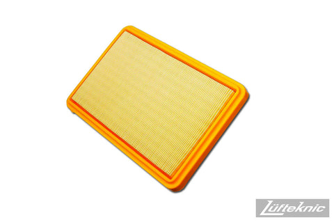 Engine air filter - Porsche 911 Turbo, type 930 & 964, 1976-1994