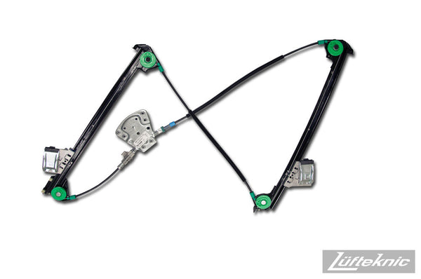 997 FRONT LEFT SIDE WINDOW REGULATOR WITHOUT MOTOR 2004/>on *NEW* PORSCHE 911