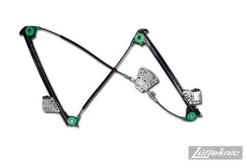 Window regulator front right, Porsche 996 911 & 986