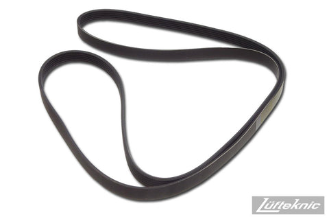Accessory drive belt - Porsche 911 Turbo, GT2 type 996 / 997.1 w/ AC