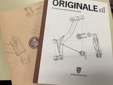 Porsche Classic Originale - Issue 02
