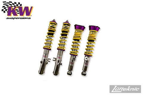 KW Variant 3 coilover suspension - Porsche 911 C4 type 964, 1991-1994