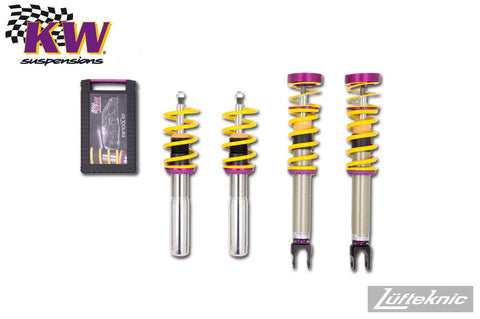 KW Variant 3 coilover suspension - Porsche 911 C2, C2S type 991 w/ PASM, 2012+