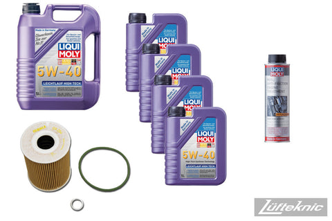 Engine oil service kit - Porsche 911 DFI type 991, 2012+