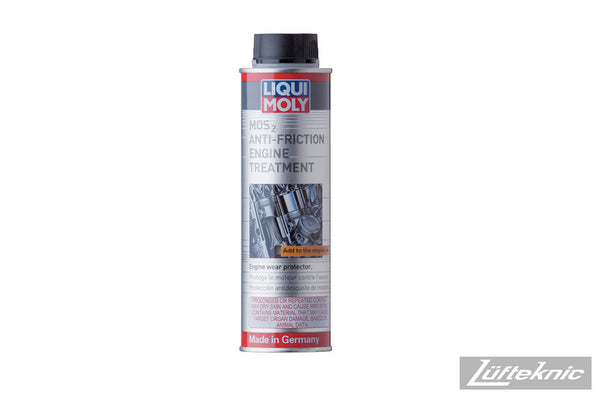engine oil additive liqui moly mos2 anti friction. Black Bedroom Furniture Sets. Home Design Ideas