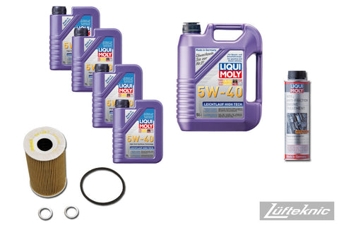 Engine oil service kit - Porsche Cayenne 4.5 V8 2003-2008