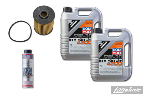 Engine oil service kit - Porsche Cayenne 3.2, 3.6 V6