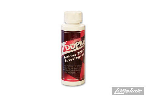 Engine oil additive - Zplus ZDDP Zinc oil treatment