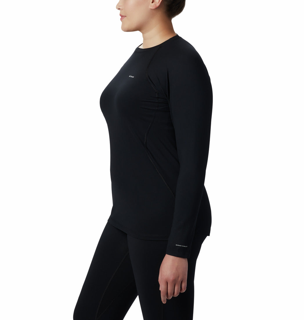 Columbia Midweight Stretch Long Sleeve Shirt - Plus Size