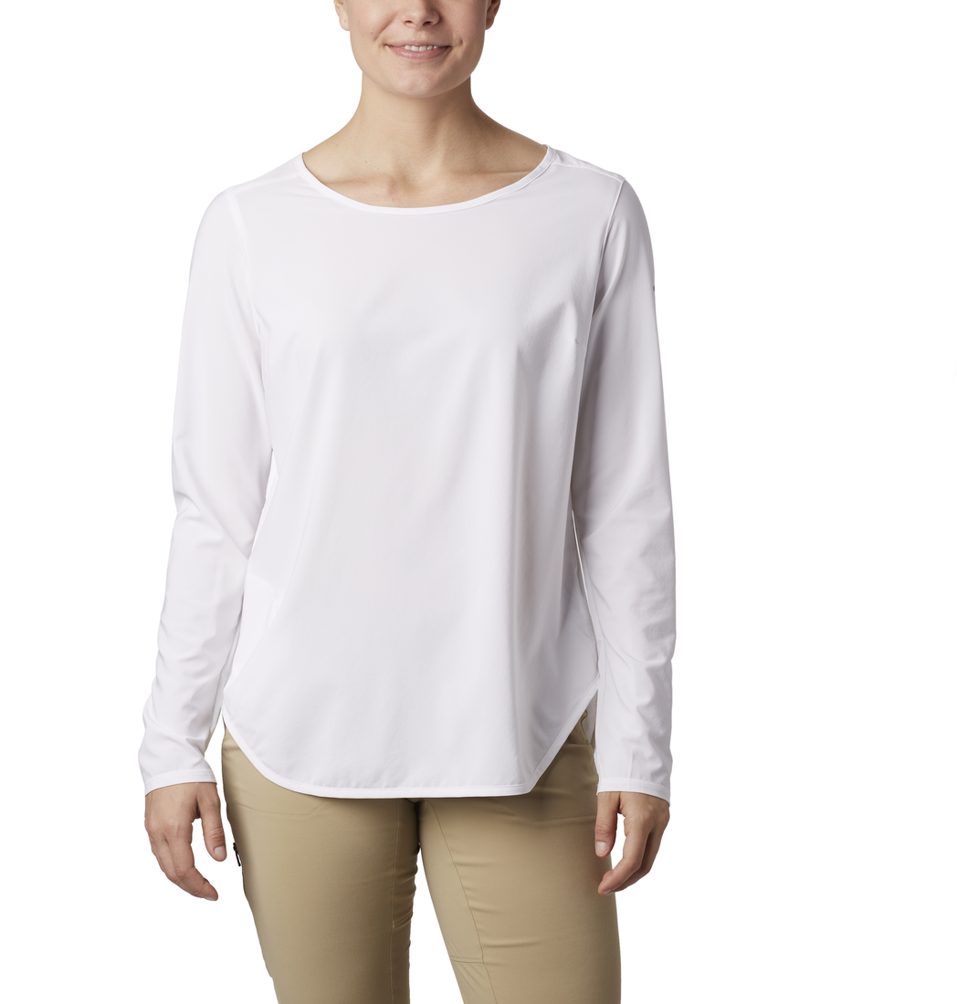 Columbia Place To Place Long Sleeve Sun Shirt