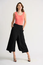 Load image into Gallery viewer, Joseph Ribkoff Crop Wide Leg Pant