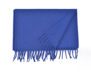 100 % Cashmere Solid Colour Scarf