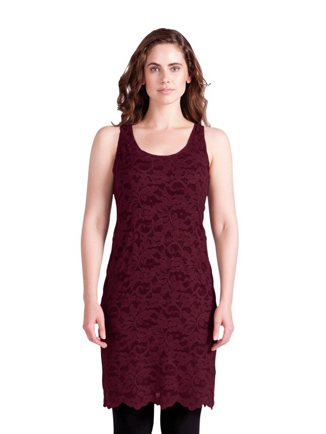 Sympli Lace Lean Under Long Dress