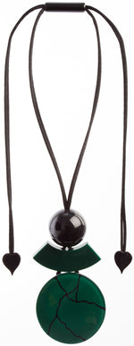 Load image into Gallery viewer, Zsiska Aspen 3 Multi Bead Pendant
