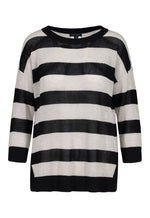 Load image into Gallery viewer, Tribal Striped Sweater