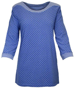 Hamrick 3/4 Sleeve Top