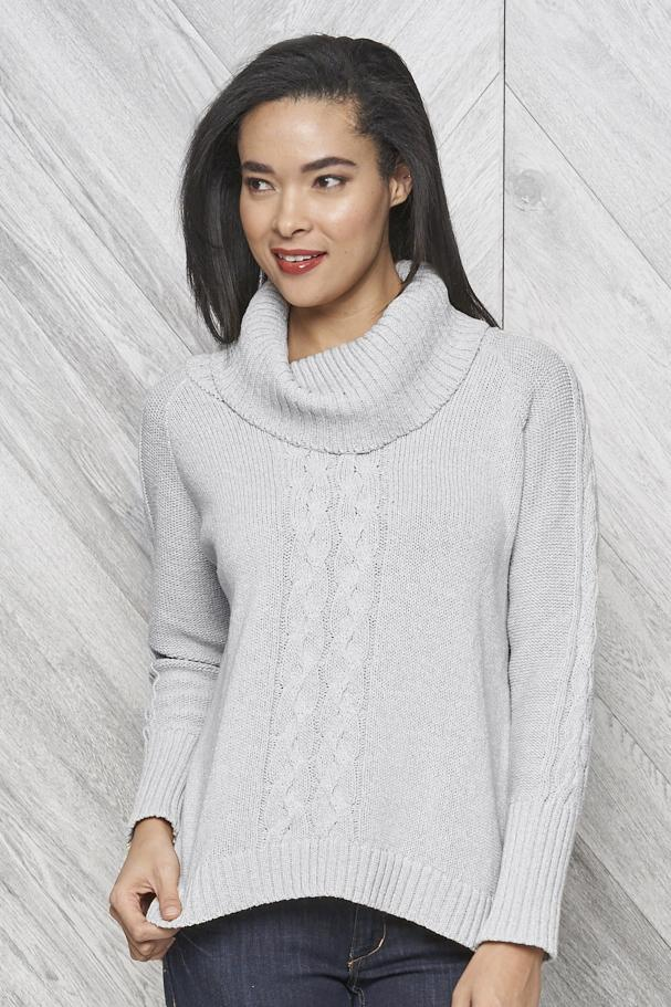 Cotton Country Bailey High Low Pullover