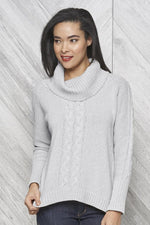 Load image into Gallery viewer, Cotton Country Bailey High Low Pullover