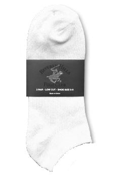 Beverly Hills Polo Ankle Socks