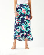 Load image into Gallery viewer, Tommy Bahama Floristic Approach Maxi Skirt